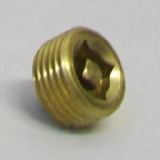Standard 1/2 inch Brass Radiator Bleed Valve Vent - 07000070